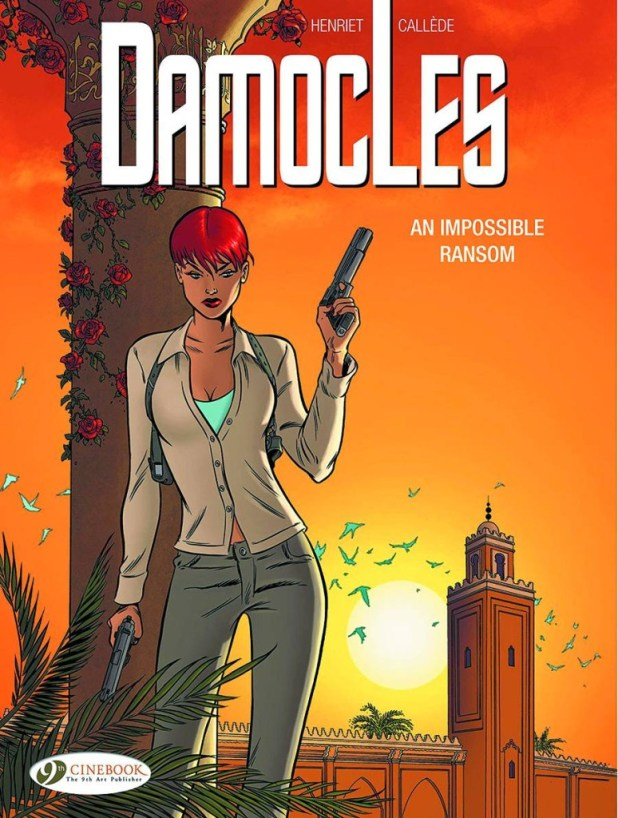 Damocles Graphic Novel Volume 2: Impossible Ransom