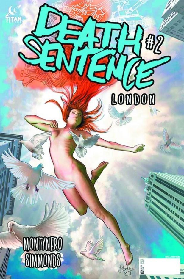 Death Sentence London #2  - Regular