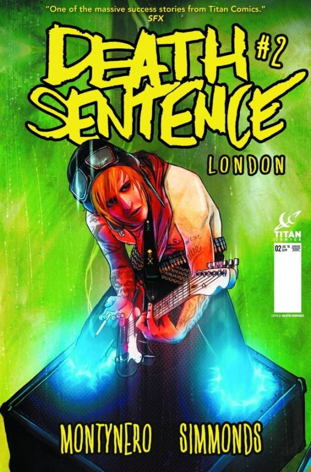 Death Sentence London #2 - Subs