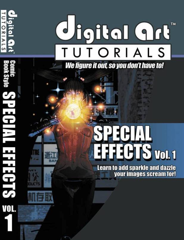 Digital Art Tutorials Special Effects