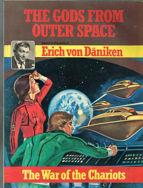 Erich Von Daniken Chariots Of The Gods Pdf