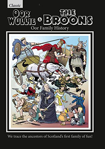 The Broons/Oor Willie Giftbook 2016