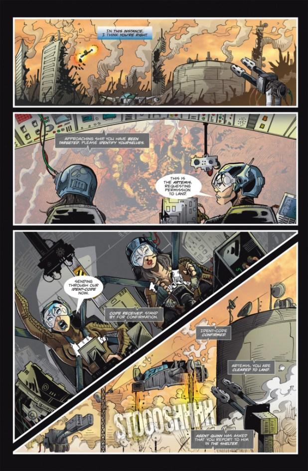 Descending Outlands Issue 2 - Page 2
