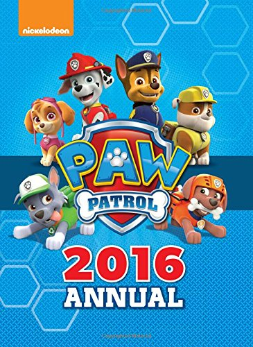 Nickelodeon Paw Patrol Annual 2016