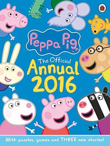 Peppa Pig Annual 2016