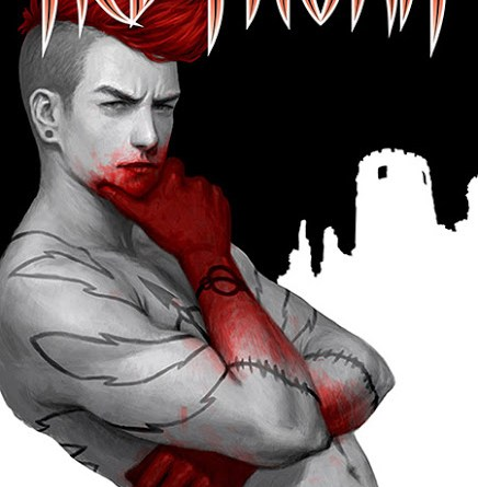 Red Thorn, witten by David Baillie, will debut in November