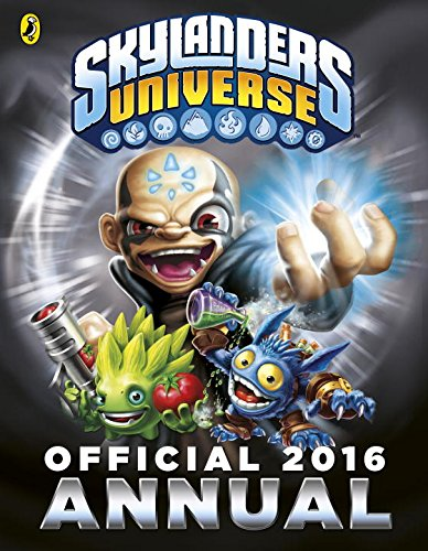 Skylanders Official Annual 2016