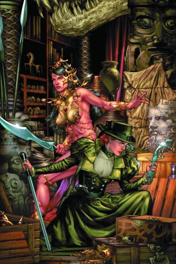 Swords Of Sorrow Thoris Adler #2 Virgin
