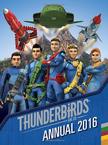 Thunderbirds Annual 2016