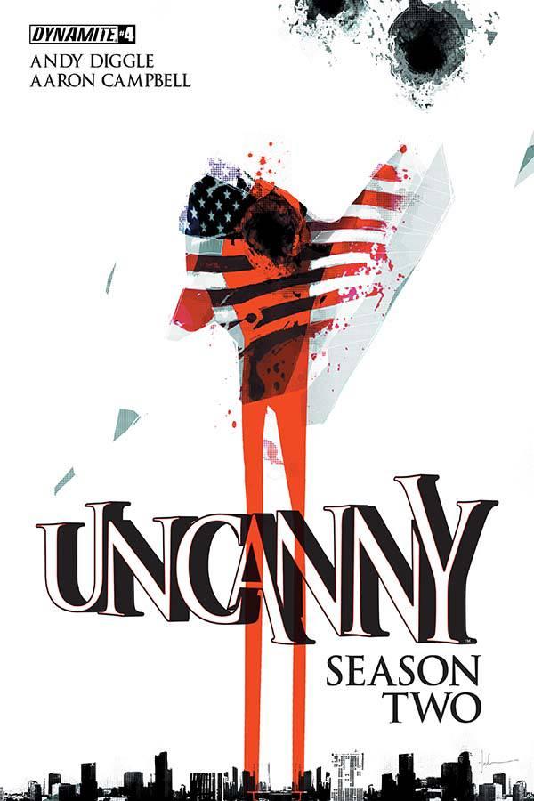 Uncanny Season 2 #4