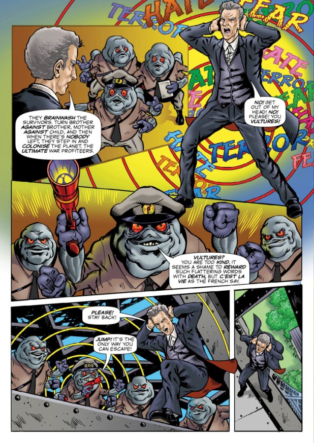 Doctor Who Adventures Issue 5 - Strip