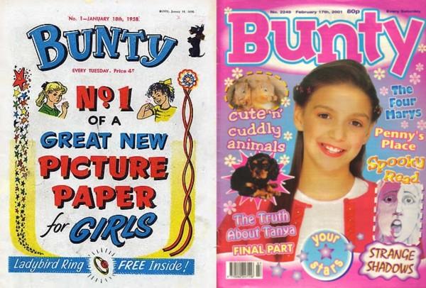 Bunty Covers