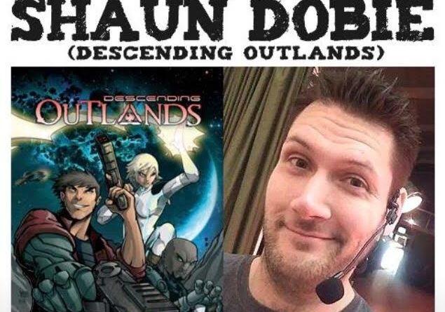 Awesome Comics Podcast Number 8 - Shaun Dobie