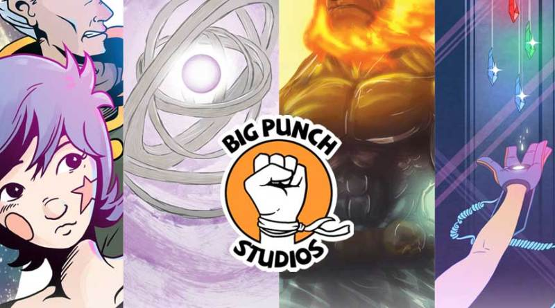 Big Punch Studios Banner