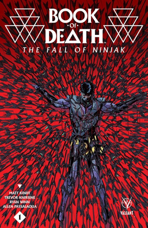Book Of Death Fall Of Ninjak #1 (One Shot)