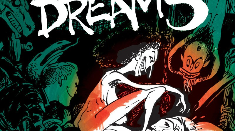 Fever Dreams by Adam Murphy - Cover