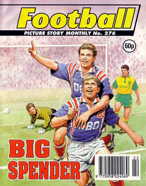 Football Picture Story Monthly Issue 276