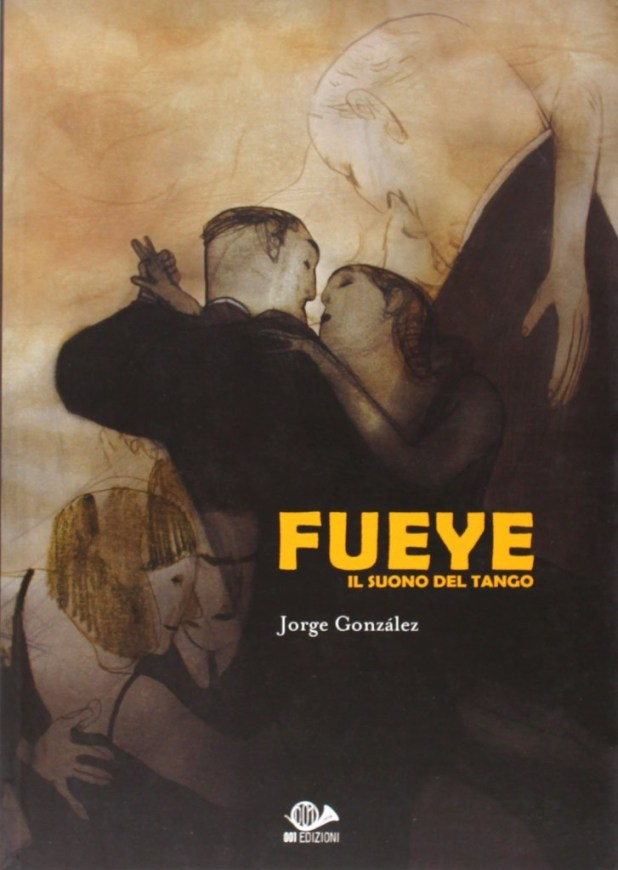 Fueye by Jorge González, which won the first FNAC-Salamandra International Graphic Novel Prize in 2007.