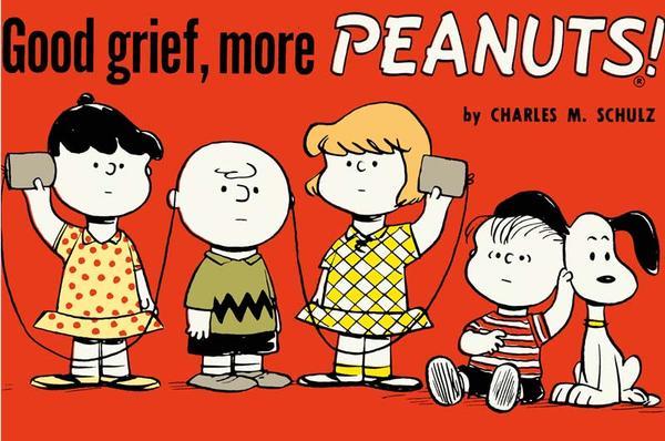 Peanuts Volume Three: Good Grief, More Peanuts