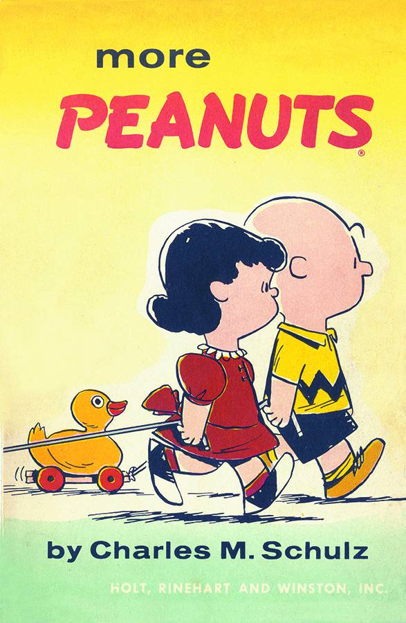 Peanuts Volume Two: More Peanuts (1952-1954)