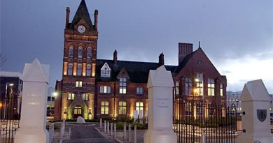 Teeside University. Image: Teeside University