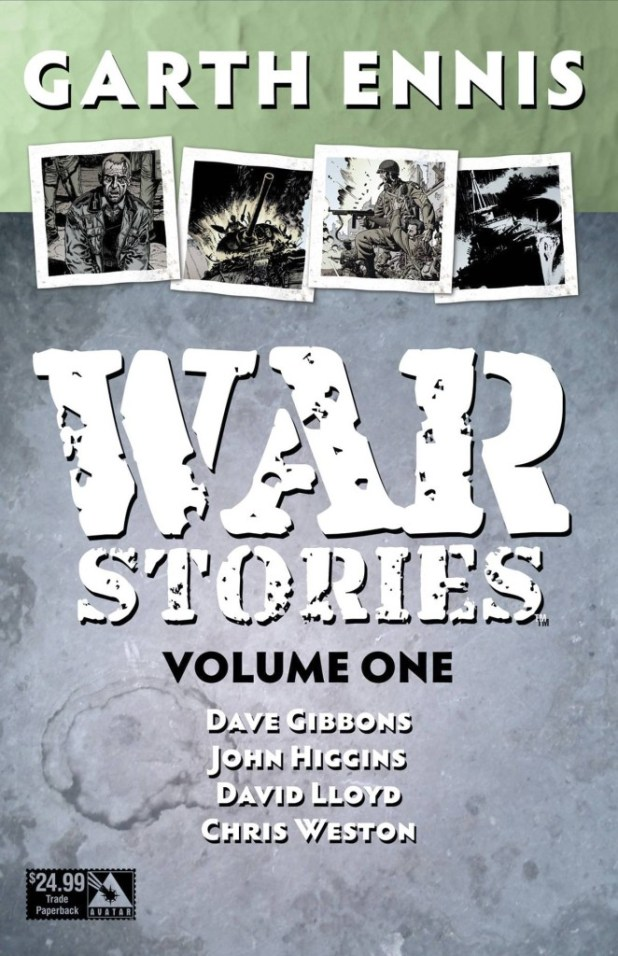 War Stories Trade Paperback New Edition Volume 1