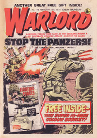Warlord Issue 179