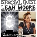 Awesome Comic Podcast 10 - Leah Moore