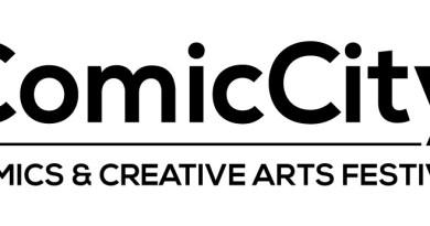 ComicCity Festival Logo