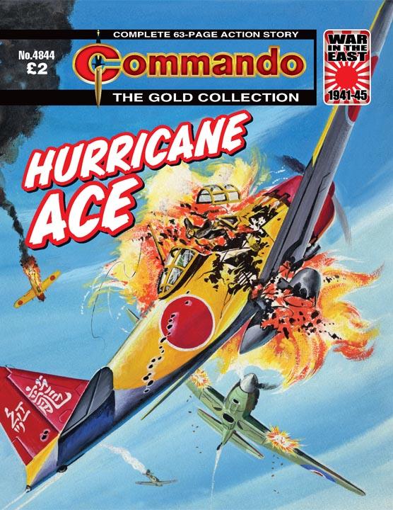 Commando 4844 – Hurricane Ace