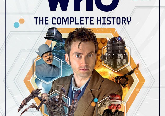 Doctor Who: The Complete History Issue One