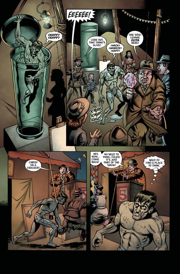 Dead Vengeance #1 - S5