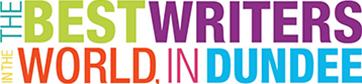 Dundee Lit Fest 2015 Logo