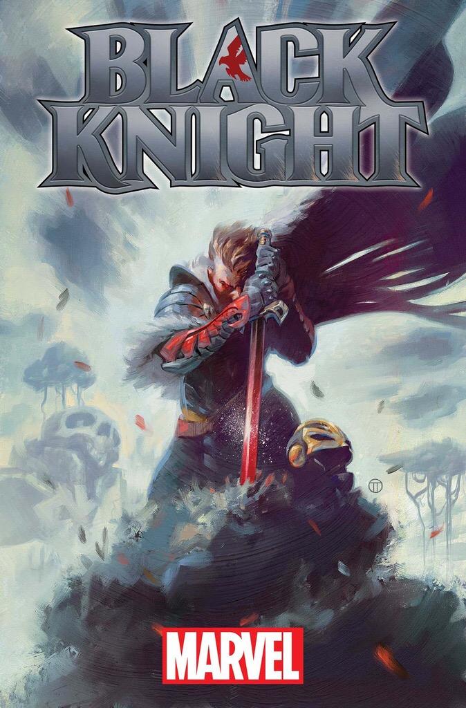 Black Knight #1 - Marvel US (2015)