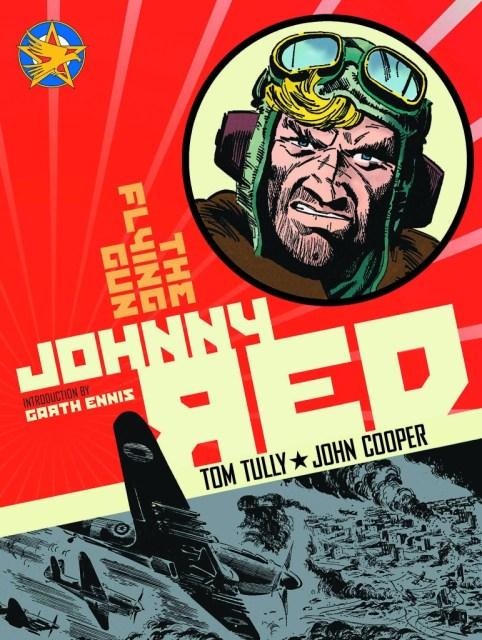 Johnny Red Volume 4: The Flying Gun