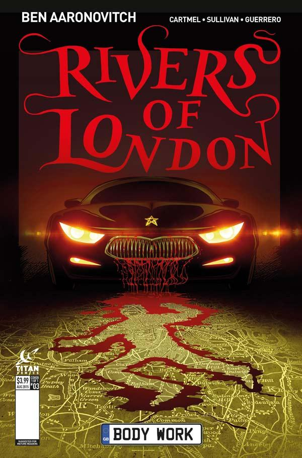 Rivers Of London #3