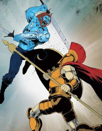 Saltire vs 9th