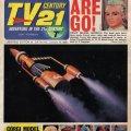 TV Century 21 Issue 52 - Cover