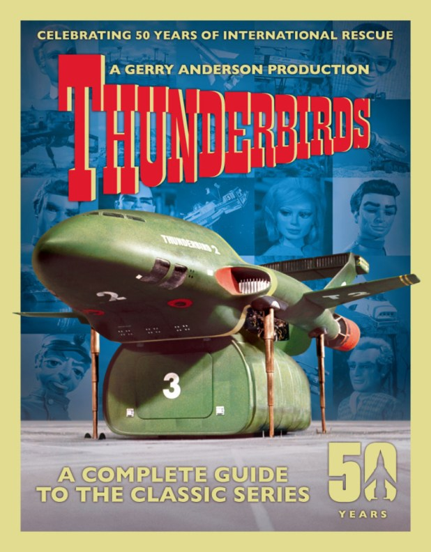 Thunderbirds Bookazine