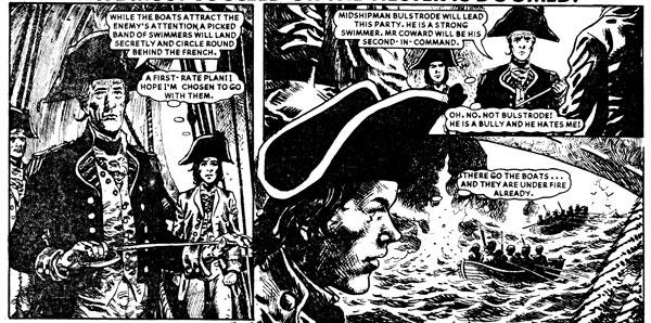 Midshipman Coward