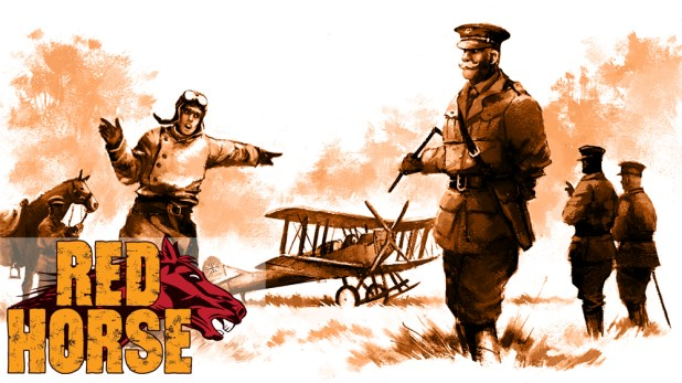 Red Horse by Garth Ennis and Frank Victoria