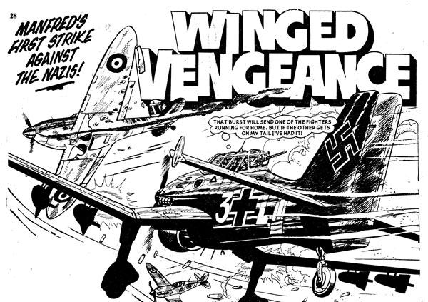Winged Vengeance