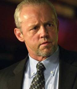 Agent Barry Coker resembled actor David Morse (pictured)