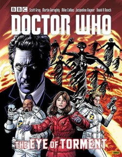 Doctor Who: The Eye of Torment - Final Cover