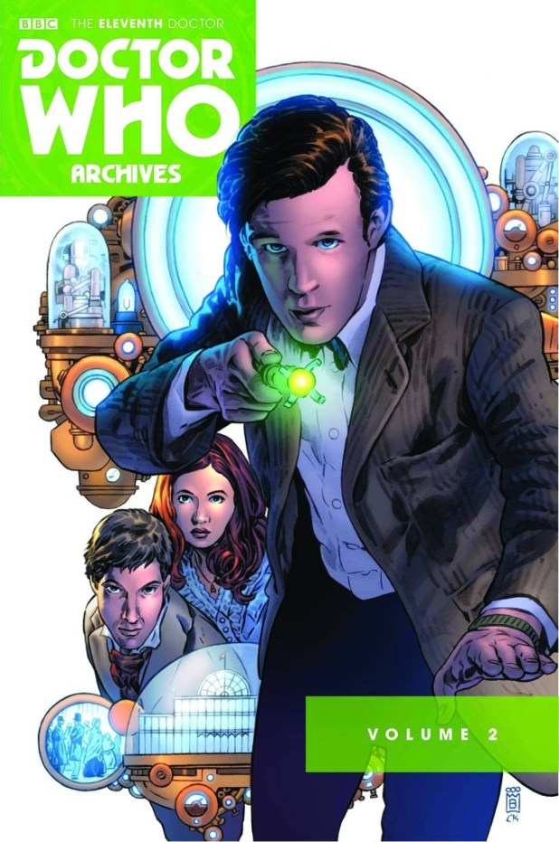 Doctor Who: The Eleventh Doctor Archives Omnibus Trade Paperback Volume 2