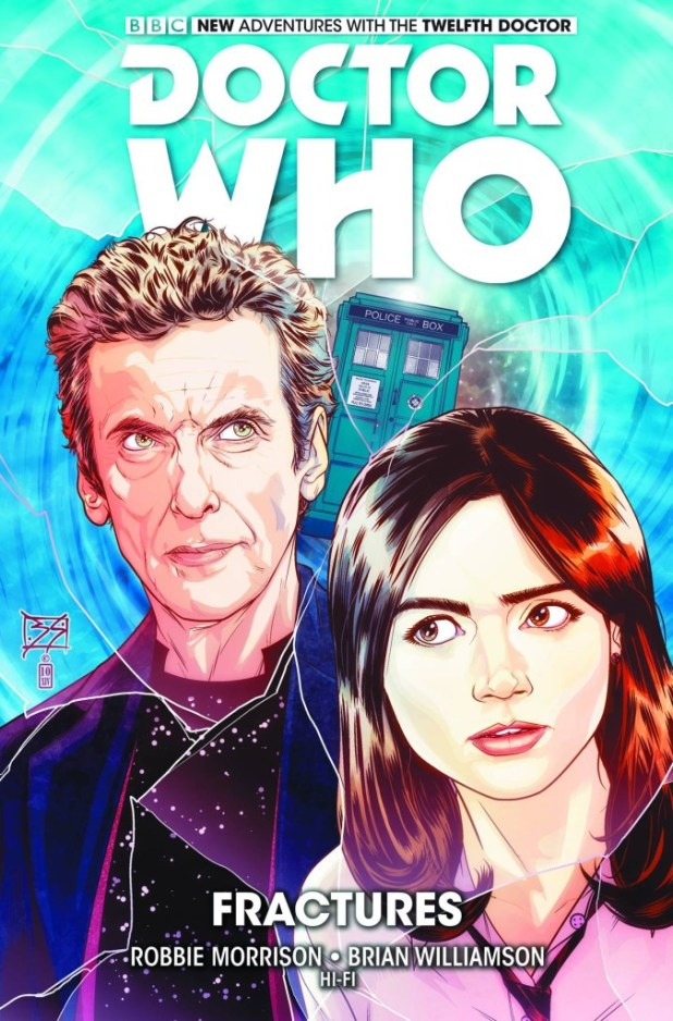 Doctor Who: The Twelfth Doctor Hard Cover Volume 2