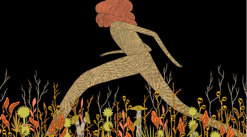 """Plants"" by Michael DeForge"