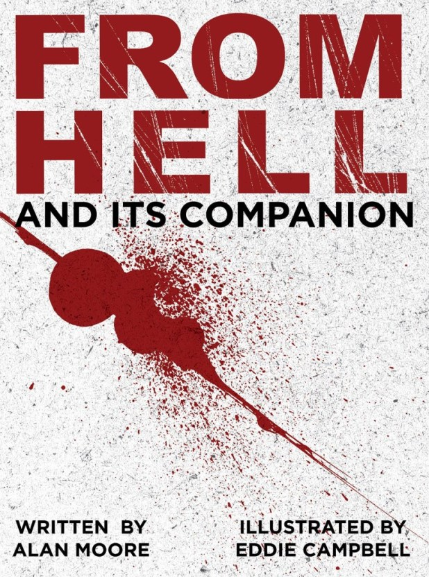 From Hell & From Hell Graphic Novel Slipcase Edition