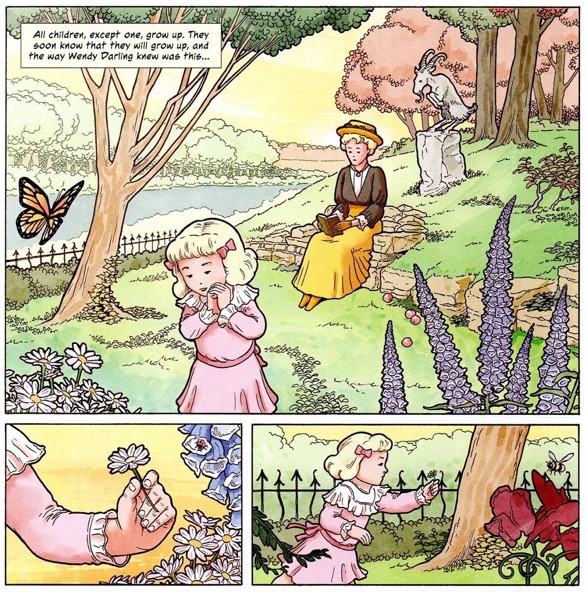 Behind The Scenes: Stref's Adaptation Of Peter Pan ...