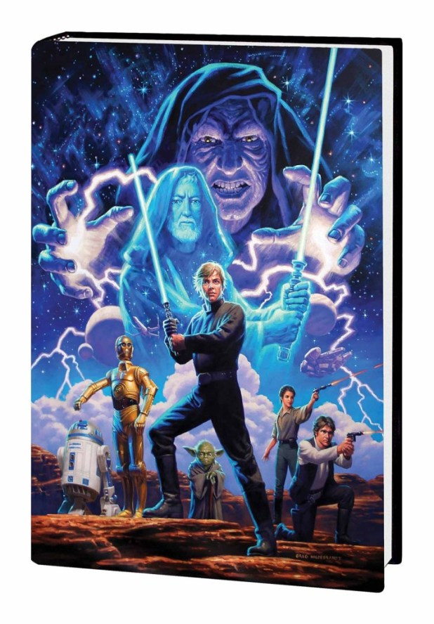 Star Wars Marvel Yrs Omnibus Hard Cover Volume 3